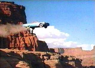 Don't drive your online business off a cliff