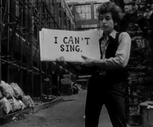 What Bob Dylan Can Teach You About Writing in Your Own Voice