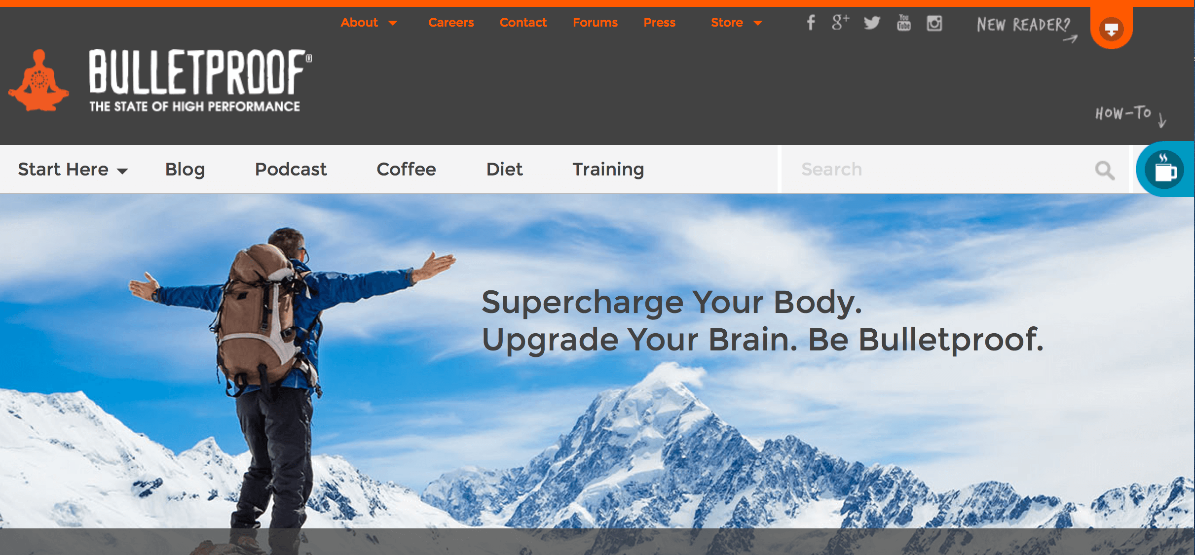 BulletproofExec website image